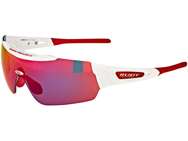 Rudy Project Ergomask Cykelbriller rød/hvid